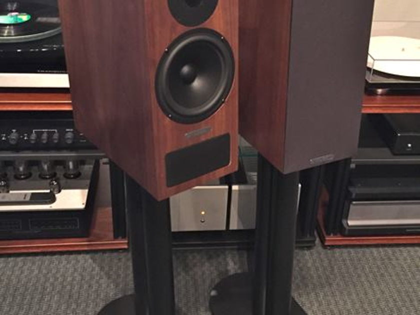 PMC Twenty.22 Bookshelf Speakers with Stands