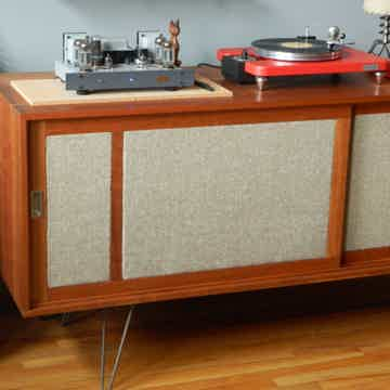AudioAesthetic Record cabinet