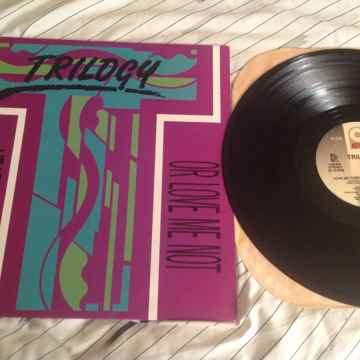 Trilogy  Love Me Forever Or Love Me Not Atco Records 12...