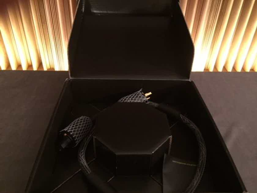 Ansuz Acoustics MAINZ Ceramic 2-meter Power Cord