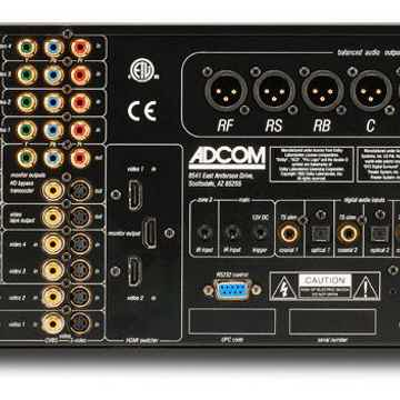 The best A/V processor you can buy for the money