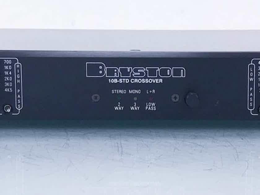 Bryston 10B-STD Active Crossover  (15211)