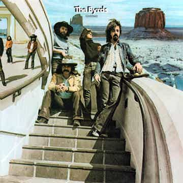 The Byrds  Untitled 180g 2LP (Blue Vinyl)-Friday Music