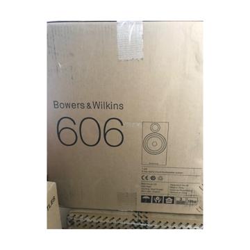 B&W (Bowers & Wilkins) 606
