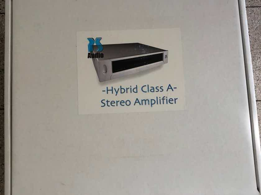 PS Audio HCA-2 Stereo Power Amplifier like New Mint Condition