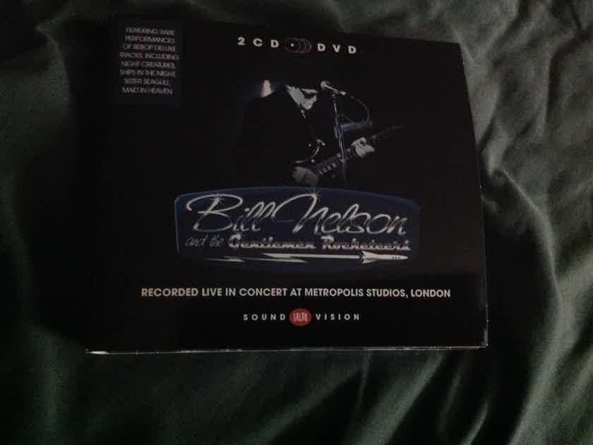 Bill Nelson & The Gentlemen Rocketeers  Recorded Live In Concert At Metropolis Studios