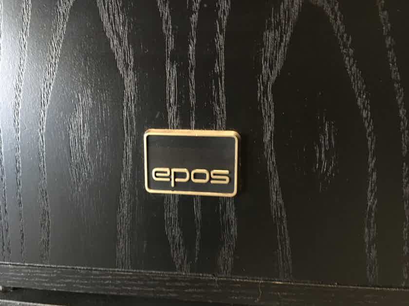 Epos ES-14 Includes Matching Stands, rare and highly reviewed