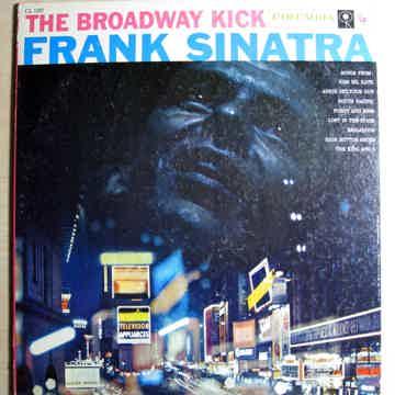 Frank Sinatra - The Broadway Kick 1959 Mono Original Pr...