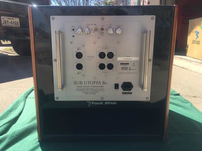 Focal Sub Utopia Be - A REAL 16Hz Subwoofer! #263 - Crazy deal $6,000 list!