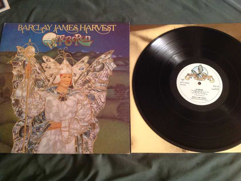 Barclay James Harvest  Octoberon Polydor Records U.K.