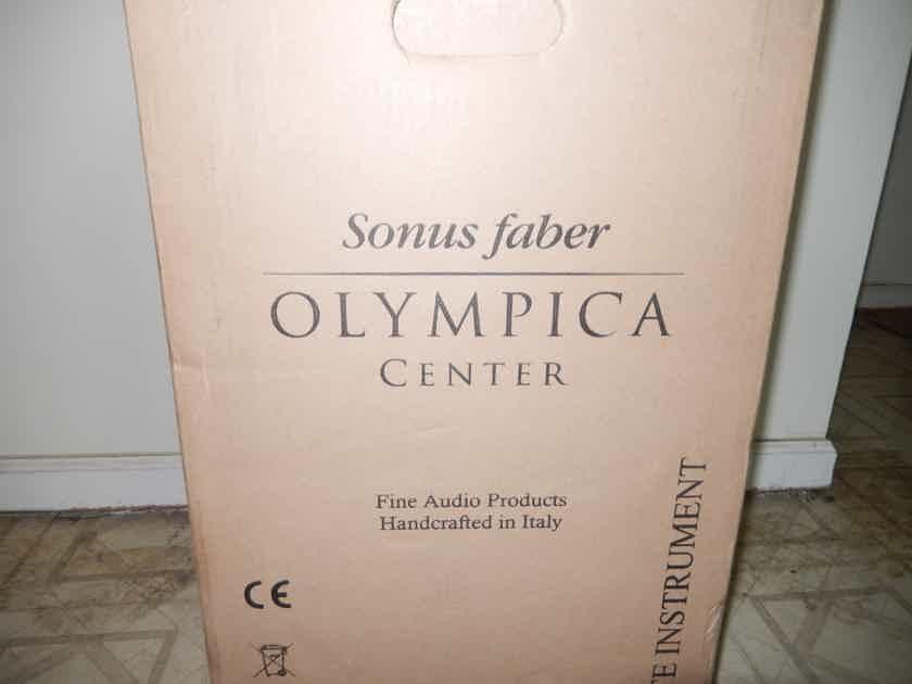 Sonus Faber Olympica II Center Channel Speaker
