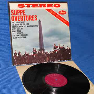 "SUPPE / Barbirolli  - ""Suppe Overtures"" -  Mercury Livi..."
