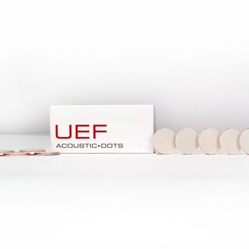 Synergistic Research UEF Acoustic Dots 10-pack