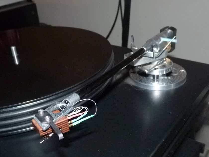 Nottingham Analogue Interspace Jr turntable with orig arm
