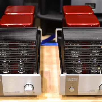 Triode Corporation TRV-88SE Mono Blocks