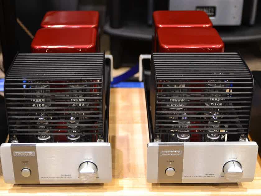 Triode Corporation TRV-88SE Mono Blocks