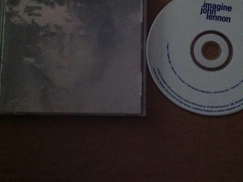 John Lennon - Imagine Apple Records Compact Disc