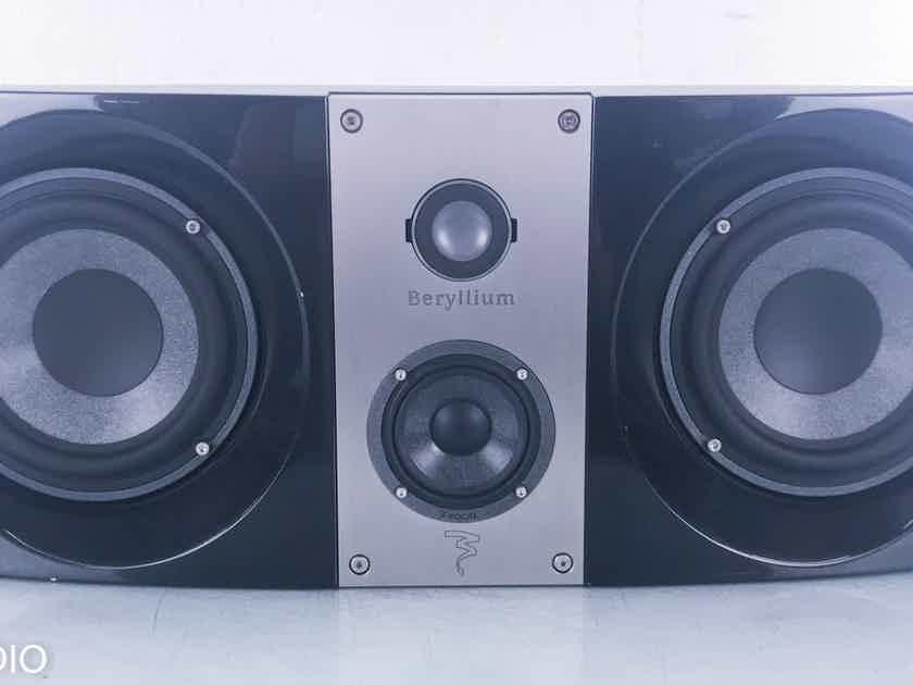 Focal Electra CC-1000be Center Channel Speaker Gloss Black (14601)