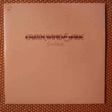 Earth, Wind & Fire - Gratitude Columbia 33694 (2LP's) S...