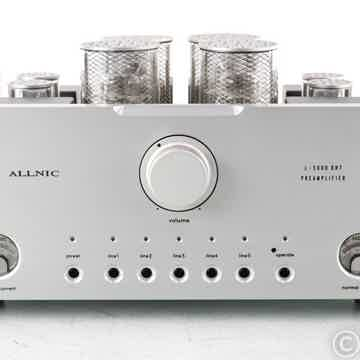 L-5000 DHT Stereo Tube Preamplifier