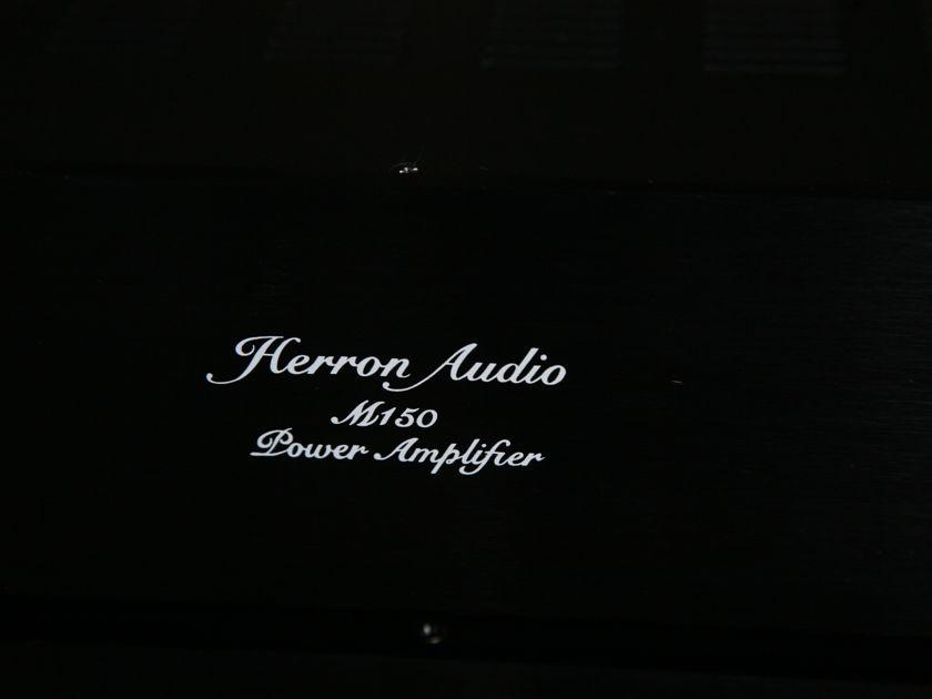 Herron Audio M1A Mono Power amps Please read