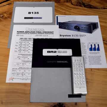 Bryston B135-SST2
