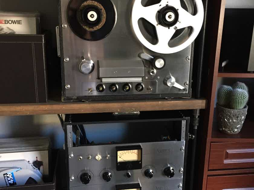 Ampex 351-2 Meticulously and Beautifully Restored