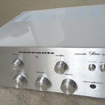 Vintage Art Audio -- Restored Marantz 1030 Integrated A...