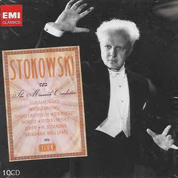 Leopold Stokowski: Icon The Maverick Conductor EMI