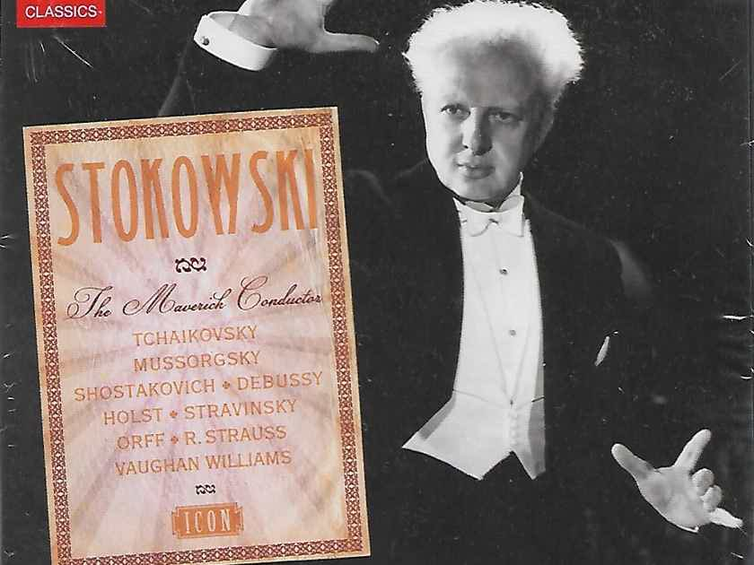 Leopold Stokowski: Icon The Maverick Conductor EMI