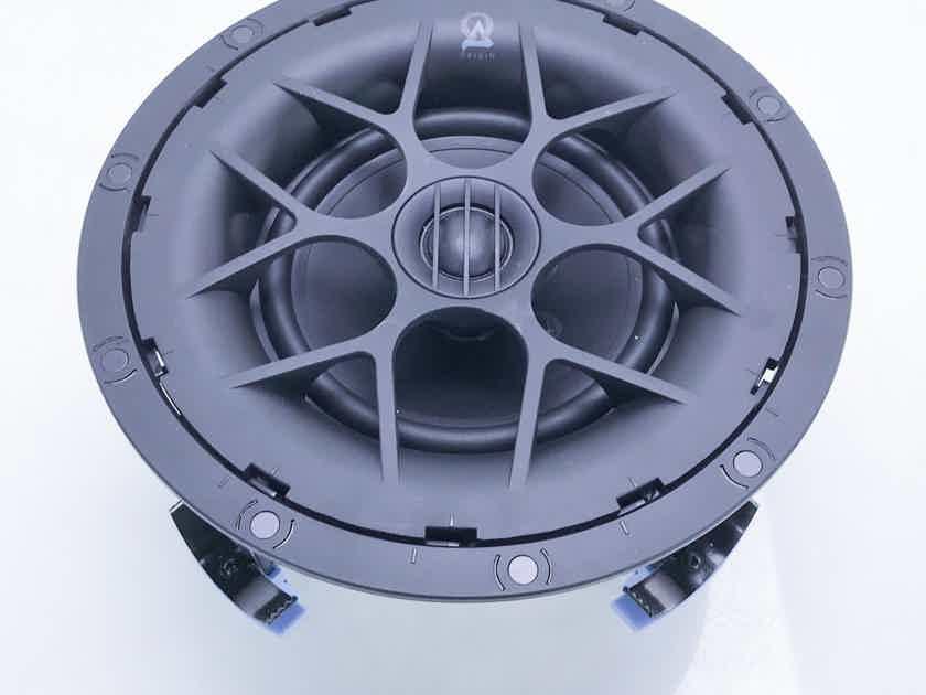 Origin Acoustics D60 In Ceiling Speaker; White Grill; D-60 (16419)