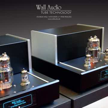 Wall Audio M33 SET mono blocks