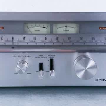 TX-9500 Vintage AM / FM Tuner