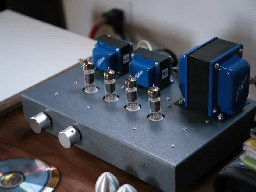 Finale Audio F-168B MK2 (2020 Build) 6BM8 Integrated Amp 8W B STOCK