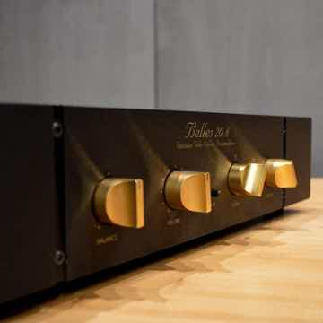 Belles 20A Vacuum Tube Preamplifier - Remote controlled