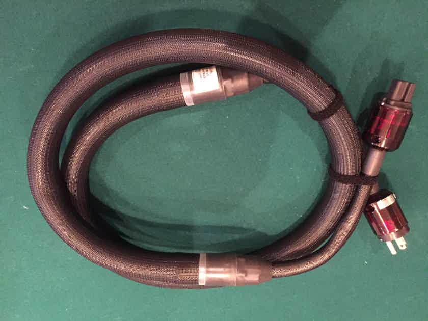 Purist Audio Design Canorus Praesto Revision 1.5m 15A power cord - mint customer trade-in
