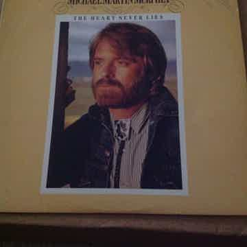 Michael Martin Murphey - The Heart Never Lies Vinyl LP ...