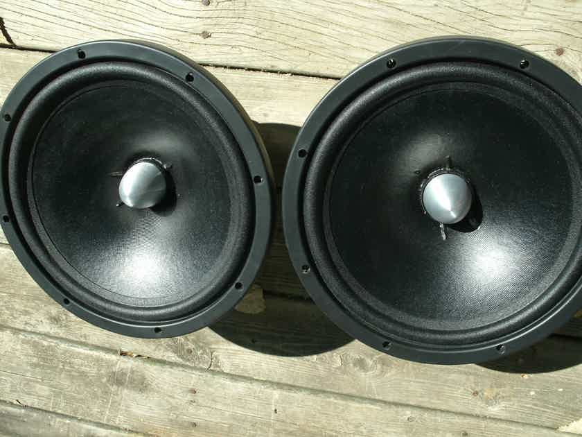 One of the best Open Baffle Mid Bass drivers