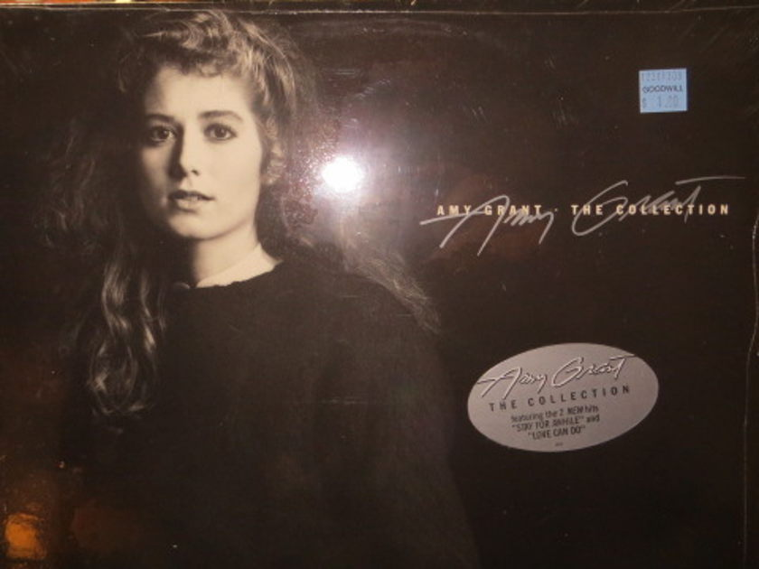 AMY GRANT - THE COLLECTION SHRINK STILL ON COVER