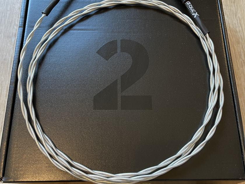 Ansuz Acoustics Signalz X 5-Pin NAIM DIN interconnect in 2M