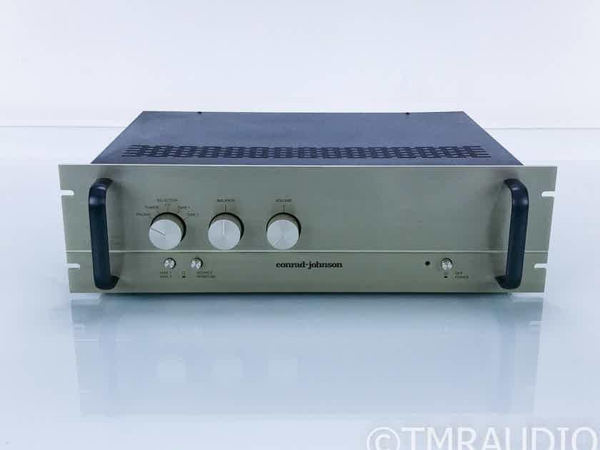 Conrad Johnson PV9a Vintage Stereo Tube Amplifier; New Tubes (17544)