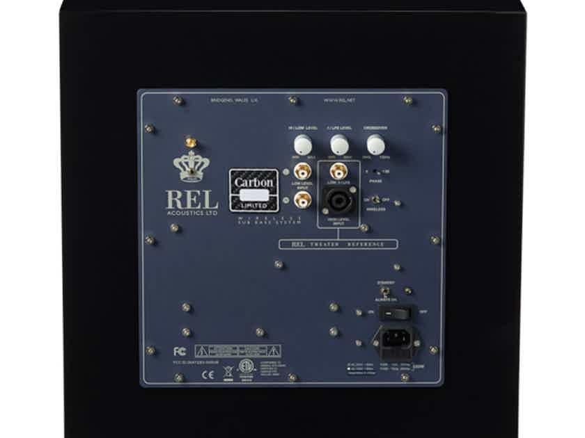 REL Acoustics Carbon Limited Subwoofer