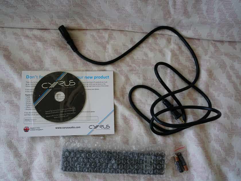 Cyrus Electronics 6a