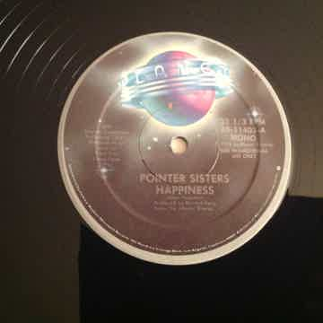 Pointer Sisters  Happiness Planet Records Promo Mono/St...