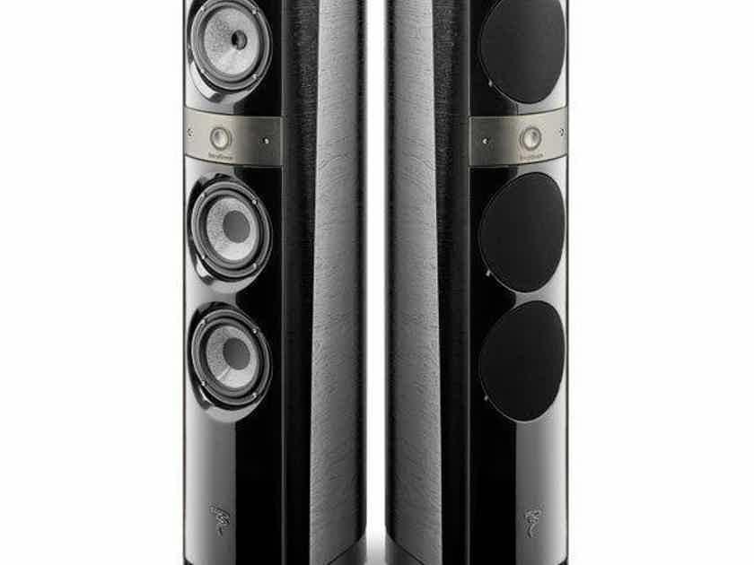 Focal Electra 1028BE II Floorstanding Speakers - NEW
