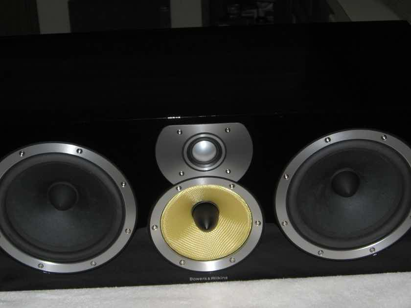 Bowers and Wilkins HTM1 Center Speaker N HTM1 Very Very ...