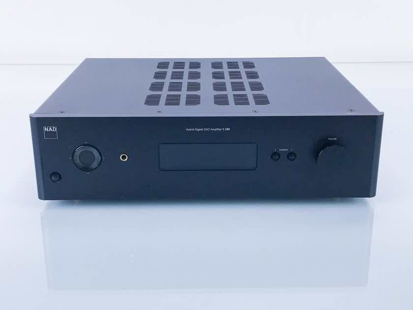 NAD C 388 Stereo Integrated Amplifier; C388 (17427)