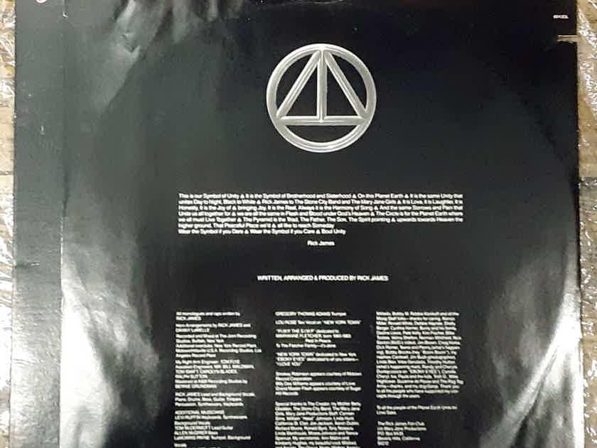 Rick James - Cold Blooded 1983 NM Vinyl LP Gordy 6043GL