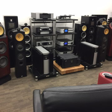 802D2 RoseNut Speakers