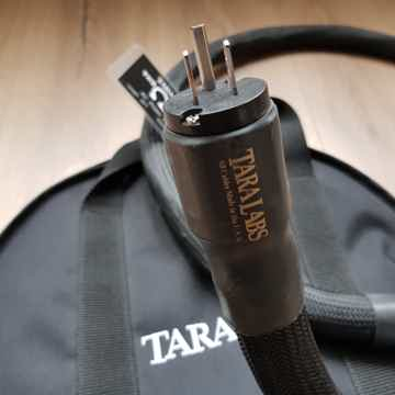 Tara Labs Omega evolution  Powercord